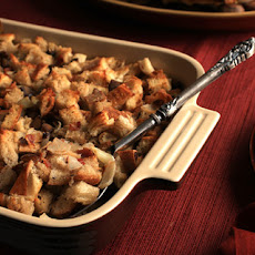 Chestnut and Pancetta Stuffing Recipe