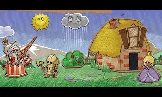 Screenshot of Cardboard Castle