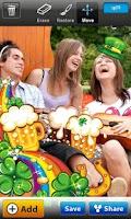 Screenshot of DecoBeer: St. Patrick's Day