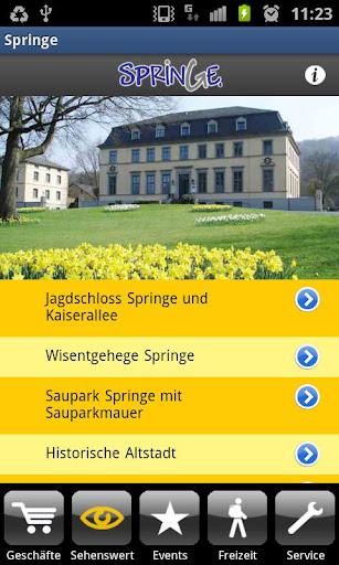 【免費生活App】Springe-APP點子