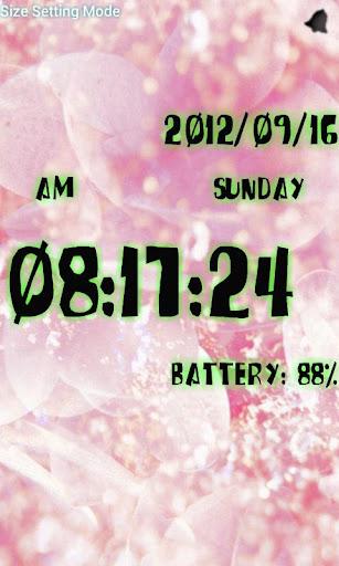 玩工具App|可愛的時鐘電池免費|APP試玩