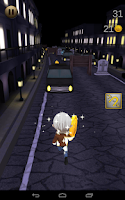 Screenshot of Subway Vampire Run