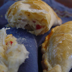 Tuna and Goat Cheese Empanadillas