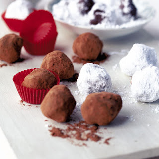 Chocolate Tia Maria nuggets