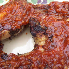 Ww Easy Barbecued Chicken