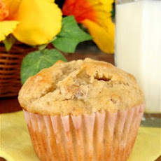 Seet's Super-Rich Banana Nut Muffins