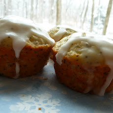 Lemon-Lime Poppy Seed Muffins