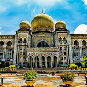 High Court Building by Jacky Chong - Buildings & Architecture Other Exteriors ( building, islamic, court, high, architecture )