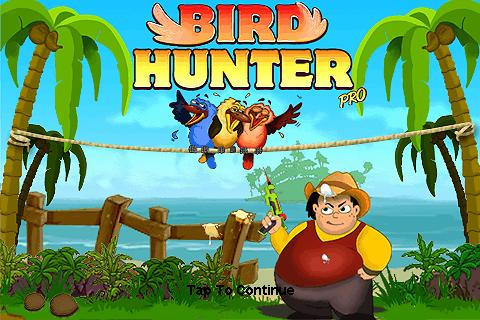 Bird Hunter Pro_Tab