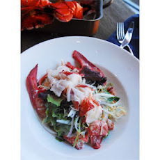 Lobster Fennel Salad