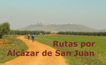 Rutas por Alczar de San Juan