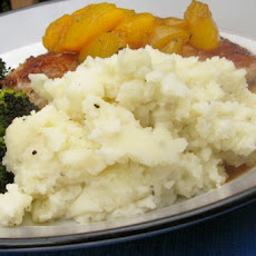Linda's Chunky Garlic Mashed Potatoes