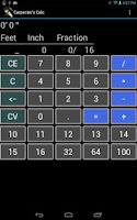 Screenshot of Carpenter's Calculator