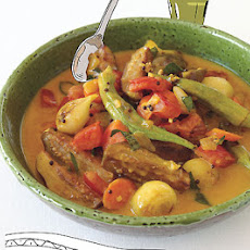 Coconut-Vegetable Curry