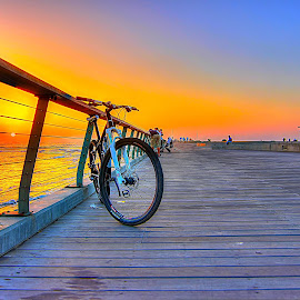 NAMAL TELAVIV by JOel Adolfo - Transportation Bicycles ( transportation )
