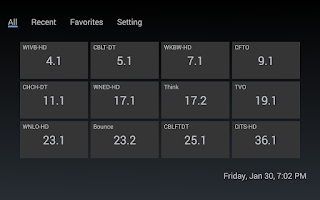 Screenshot of InstaTV Pro