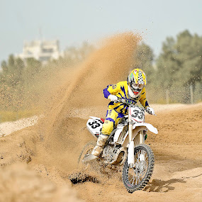Motorcross  by Manal Ali - Sports & Fitness Motorsports (  )