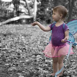 Fairytale by Cherin Daniel - Babies & Children Toddlers ( dream, fairy, nebraska, photoshop, halloween )