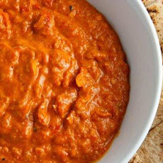 Healthy Mediterranean:roasted Red Pepper & Feta Dip #3