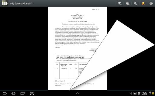 UDF Viewer / Reader - screenshot