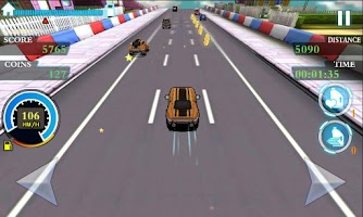 Screenshot of Rush Racing:The Best Racer
