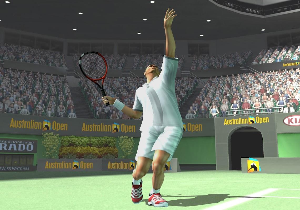 E3 2004: Smash Court Tennis Pro Tournament 2