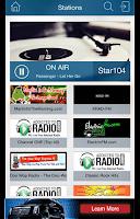 Screenshot of RadioLoyalty