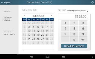 Screenshot of TruWest Credit Union
