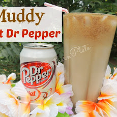 Muddy Diet Dr Pepper