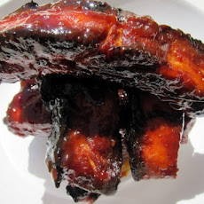 The Secret Ingredient (Chipotle): Chipotle BBQ Oven Ribs