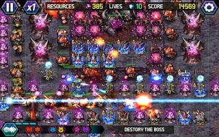 Screenshot of Tower Defense®