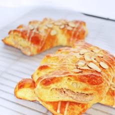 Bear Claw Pastries