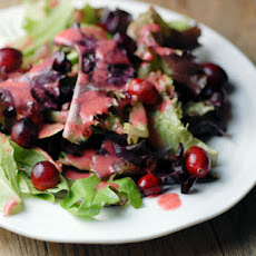 Creamy Cranberry Dressing