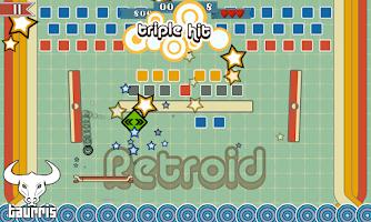 Screenshot of Retroid