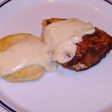 Chicken Fried Chicken With Country Gravy