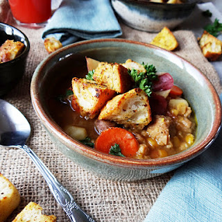 Ciabatta Croutons Recipes