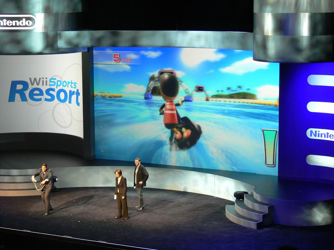 E3 Nintendo Media Briefing