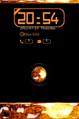 Black Gold Go Locker Theme