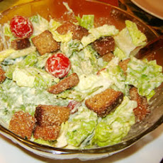 Simple Caesar Salad Dressing