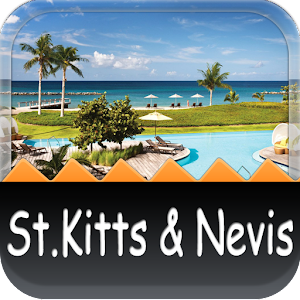 St Kitts and Nevis Offline Map