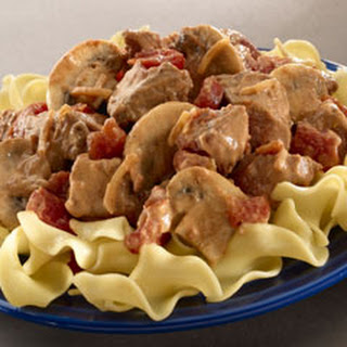 Slow Cooker Beef Stroganoff With Noodles Recipes