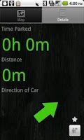 Screenshot of Car Locator TRIAL