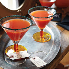 Blood Orange Martinis