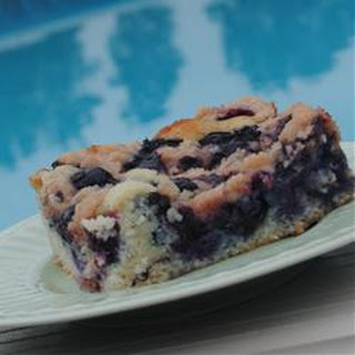 Maritime Blueberry Buckle