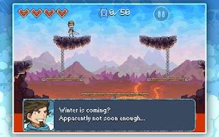 Screenshot of Spell Sword