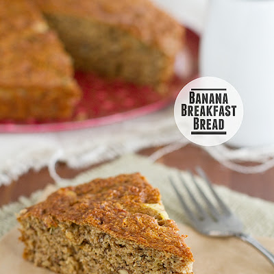 Banana Breakfast Bread