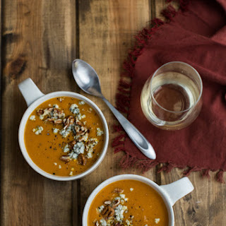 Smoked Paprika Sweet Potato Soup