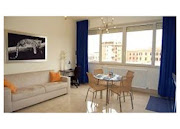 One Bedroom Spacious Apartment in Rome