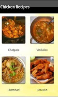 Screenshot of Indian Chicken Recipes