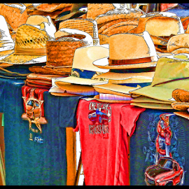 Hats & Tees For Sale by Becky McGuire - Artistic Objects Clothing & Accessories ( car, becky mcguire, buy, vendor, rock a billy, rock, show, hat, havasu, tvlgoddess, t-shirt, sell, arizona, retail, artistic, object )